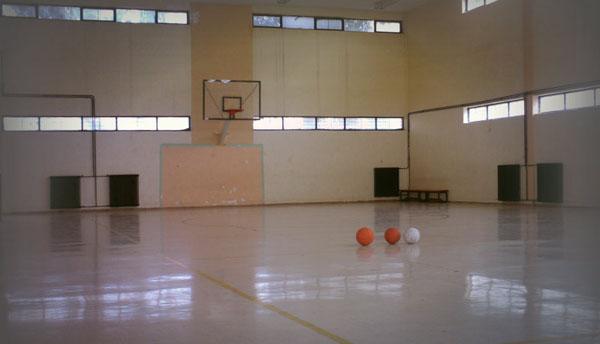 Κλειστό Γυμναστήριο Ζεφυρίου, Ζεφύρι