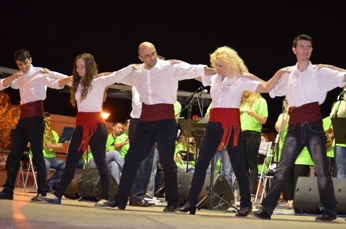 μουσική συναυλία, Άνω Λιόσια, παγκόσμια ημέρα μουσικής, Νίκος Καλομοίρης, μαέστρος, δήμος Φυλής