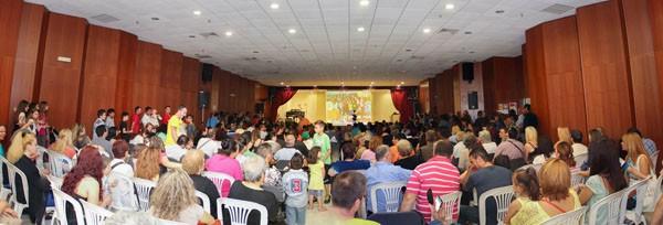 21ο, παιδικό φεστιβάλ, δημοτικά σχολεία, Αχαρνές, Μενίδι, δήμος Αχαρνών
