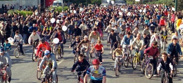Ποδηλατικός γύρος Αχαρνών