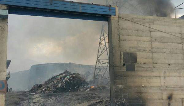 πυρκαγιά, ΚΔΑΥ, Ασπρόπυργος, μετρήσεις, ατμοσφαιρική ρύπανση, αστεροσκοπείο, περιφέρεια Ατττικής