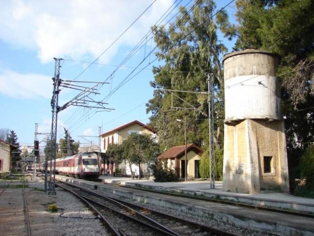 Σιδηροδρομικός σταθμός Αχαρνών