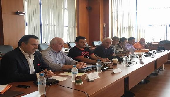 πολιτική προστασία δήμου Αχαρνών
