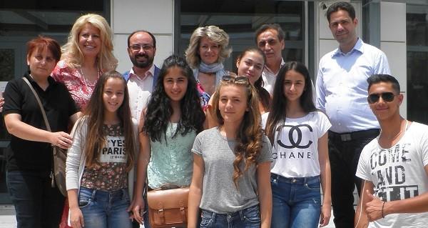 Διαπολιτισμικό γυμνάσιο Αχαρνών