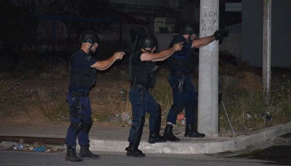 επιχείρηση, αστυνομία, Ζεφύρι, επεισόδια, ρομά, βεντέτα, δήμος Φυλής