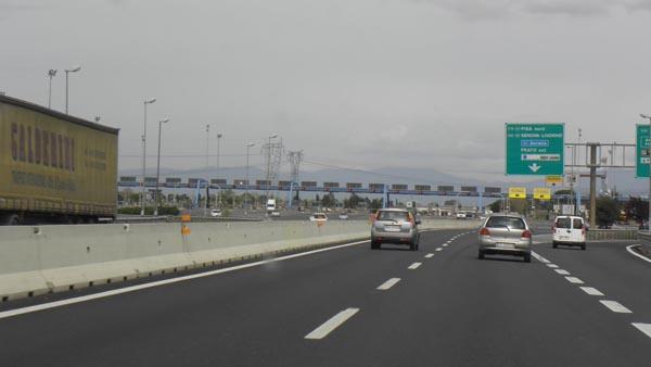 αυτοκινητόδρομοι, διόδια