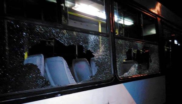 επίθεση, οδηγός, λεωφορείο, ΟΑΣΑ, Άνω Λιόσια, Μάρνη