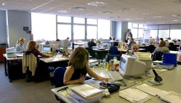 εργαζόμενοι, γραφείο