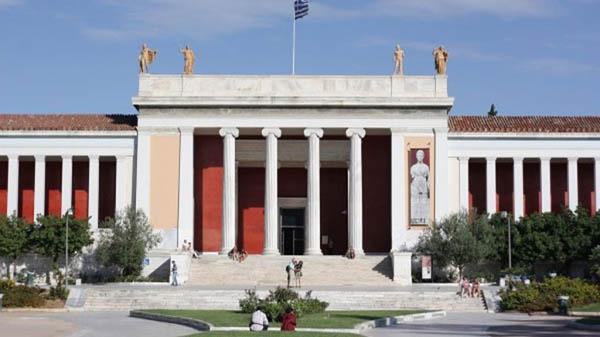 καθρέφτης της Ευρώπης, εθνικό αρχαιολογικό μουσείο, έκθεση