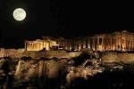 αυγουστιάτικη πανσέληνος, μουσείο Ακρόπολης, ρυθμούς τάνγκο