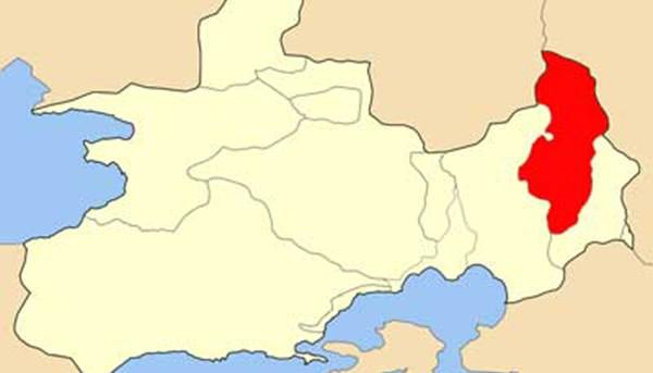 χάρτης, δήμος Φυλής