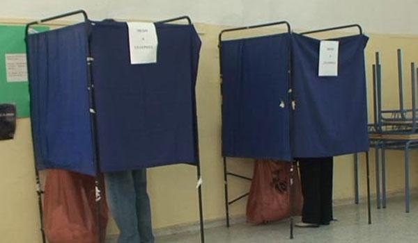 εκλογές, παραβάν