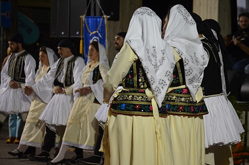αρβανίτικο πανηγύρι, Γρίζα, σύλλογος αρβανίτικου πολιτισμού, Άνω Λιόσια, δήμος Φυλής
