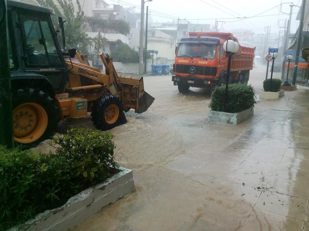 Ιλιον_πλημμύρες