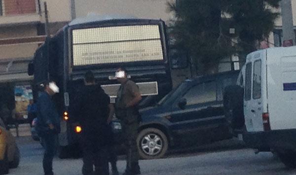 αστυνομία, Άνω Λιόσια