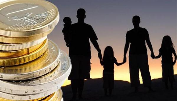 οικογενειακά επιδόματα, επιδόματα σίτισης, κάρτα αλληλεγγύης