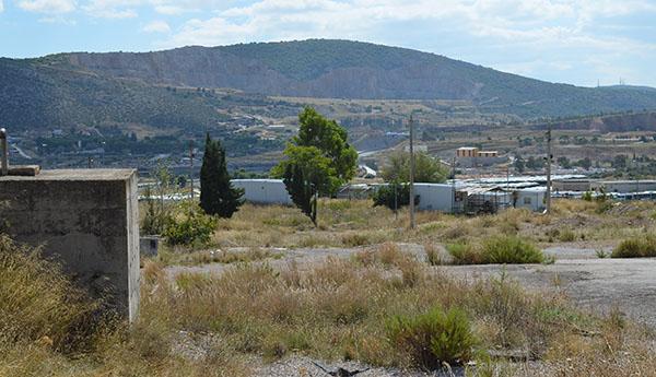 στρατόπεδο Λιόση, Άνω Λιόσια, πρόσφυγες, μεταφορά, χώρος υποδοχής