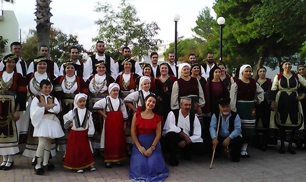 σύλλογος Θεσσαλών Φυλής, πολιτιστική συνάντηση Δυτικής Αττικής, Ελευσίνα
