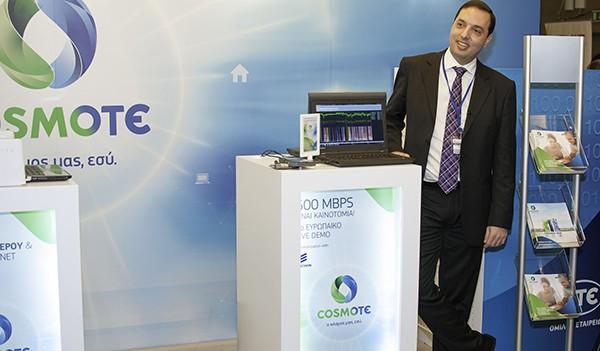 καινοτόμες τεχνολογίες, cosmote, συνδυασμός φασμάτων, πρώτη στην Ελλάδα, 4G+, 500 Mbps