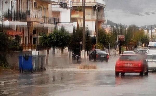 Οδός Μπόσδα Αχαρνές