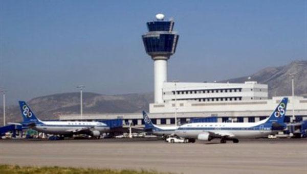 αεροδρόμιο, ελεγκτές εναέριας κυκλοφορίας