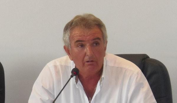 Δημήτρης Καμπόλης, αντιδήμαρχος Φυλής