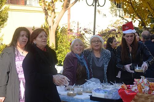 χριστουγεννιάτικες εκδηλώσεις, ναός, Άγιος Γεώργιος, Ζωφριά, Άνω Λιόσια