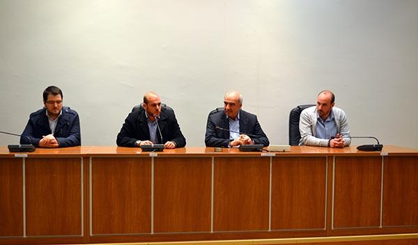 επίσκεψη, Βαγγέλης Μειμαράκης, πρόεδρος, ΝΔ, Φυλή, δημαρχείο, δήμος Φυλής