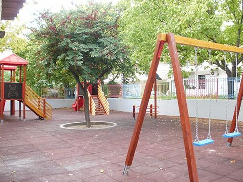 δήμος Ιλίου, 18, πιστοποιημένες παιδικές χαρές, Ίλιον