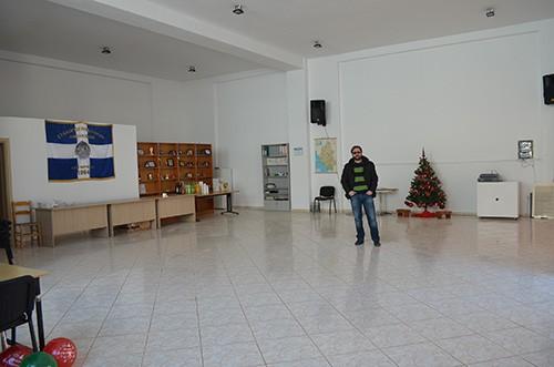 σύλλογος Ηπειρωτών Άνω Λιοσίων, νέος χώρος, δήμος Φυλής