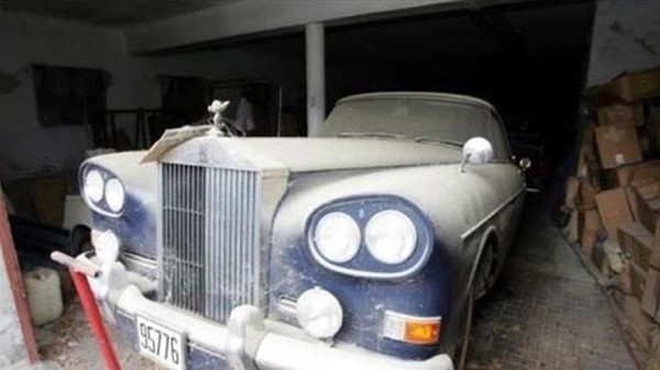 Τατόι, Rolls Royce, 500αράκια, αυτοκίνητα, κινητά μνημεία, απόφαση, υπουργός Πολιτισμού