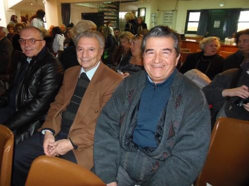 Ιωάννης Φρέρης και Γιώργος Λιβανός