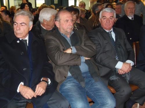 Γιάννης Δέδες,Πάνος Σκουρολιάκος,Θανάσης Μπούρας