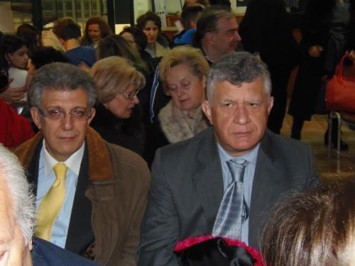 Λαμπρινός Πλατυπόδης και Νικόλαος Τάτσης
