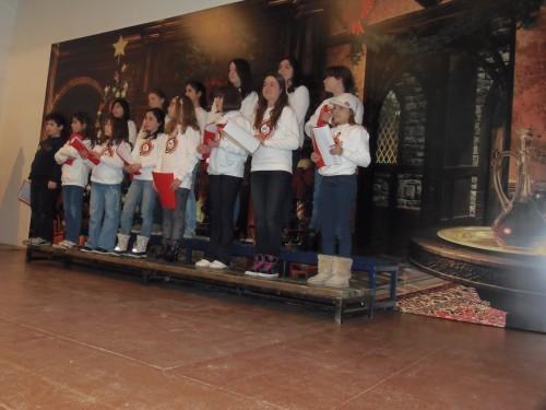 Η παιδική χορωδία του Πνευματικού κέντρου