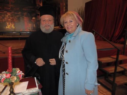 Έλλη Χίου και Πατήρ Λάμπρος