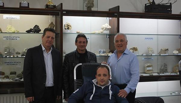 4η εθελοντική αιμοδοσία, Ελληνική Αντικαρκικινή Εταιρία Αχαρνών, ΕΟΣ Αχαρνών