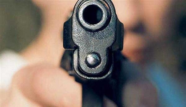 ληστεία, όπλο