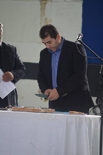 ΔΑΣ Ζεφυρίου, κοπή πίτας, Ζεφύρι, δήμος Φυλής