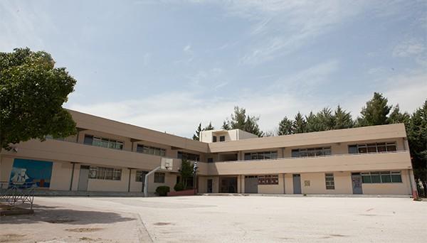 γυμνάσιο, Ανω Λιόσια, δήμος Φυλής