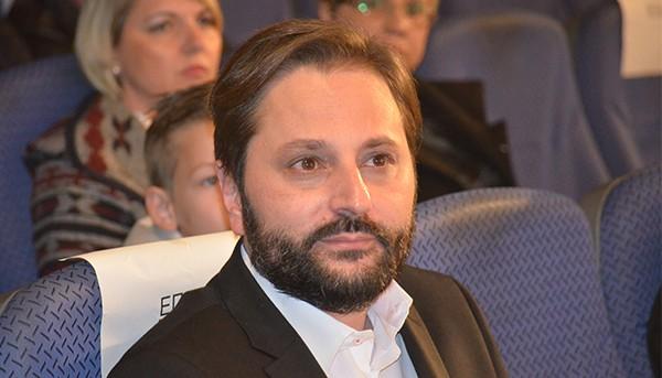 Χρήστος Ρούσσας, πρόεδρος, σύλλογος Ηπειρωτών Άνω Λιοσίων