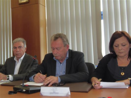Ιωάννης Δέδες,Πέτρος Φιλίππου και Μαρία Μίχα