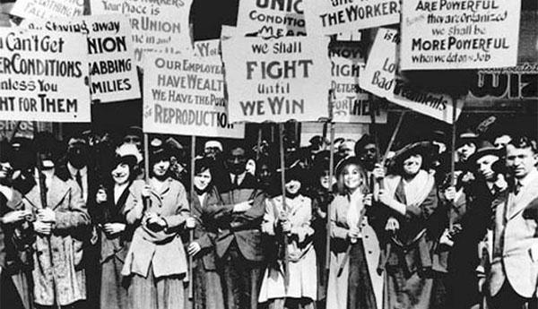 παγκόσμια, Ημέρα της Γυναίκας