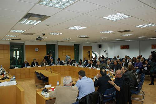 διευρυμένη συνεδρίαση, ΠΕΔΑ, προσφυγικό, δήμαρχοι, Αττικής