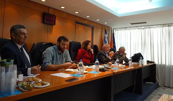 έργα αντιπλημμυρικής προστασίας, σύσκεψη, δήμος Ιλίου, αντιπεριφέρεια δυτικού τομέα