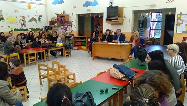 βρεφονηπιακοί σταθμοί, παιδικοί σταθμοί, δήμος Ιλίου, Ίλιον