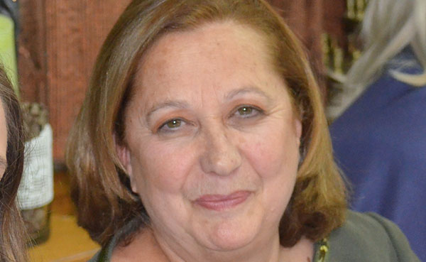 Ιωάννα Σπυρίδωνος-Πίνη, τοπικό συμβούλιο Φυλής, Φυλή, Χασιά