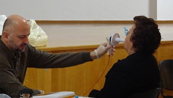 δωρεάν έλεγχος αναπνευστικής λειτουργίας, δήμος Ιλίου, σπιρομέτρηση