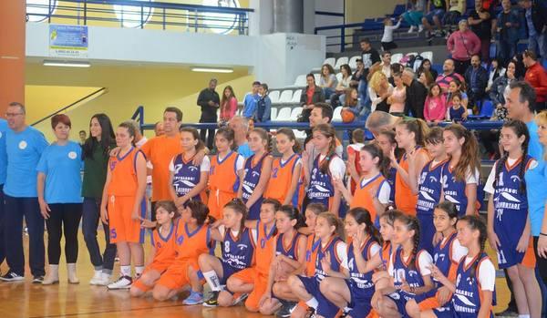 24ο τουρνουά μπάσκετ, δημοτικών σχολείων, δήμου Φυλής