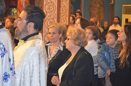 ναός, Αγίου Γεωργίου, Ζωφριά, εορτασμός